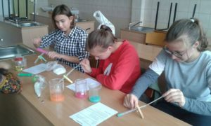 zajęcia z chemii i fizyki