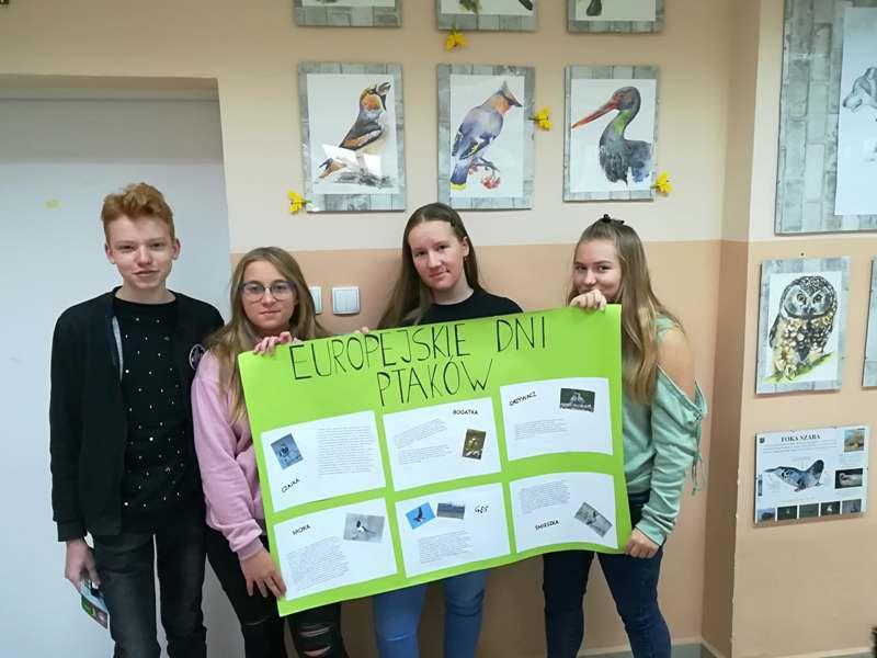 Europejskie Dni Ptaków 2019