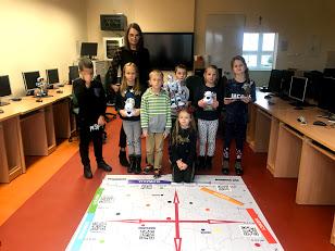 Konkurs finałowy ogólnopolskiego hackathonu dla dzieci i młodzieży HackJunior