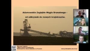 Adamowskie Zagłębie Węgla Brunatnego – od odkrywek do nowych krajobrazów. Lekcja geografii.