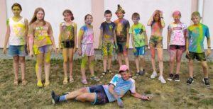 ENGLISH SUMMER CAMP IN SŁODKÓW – letnie półkolonie.