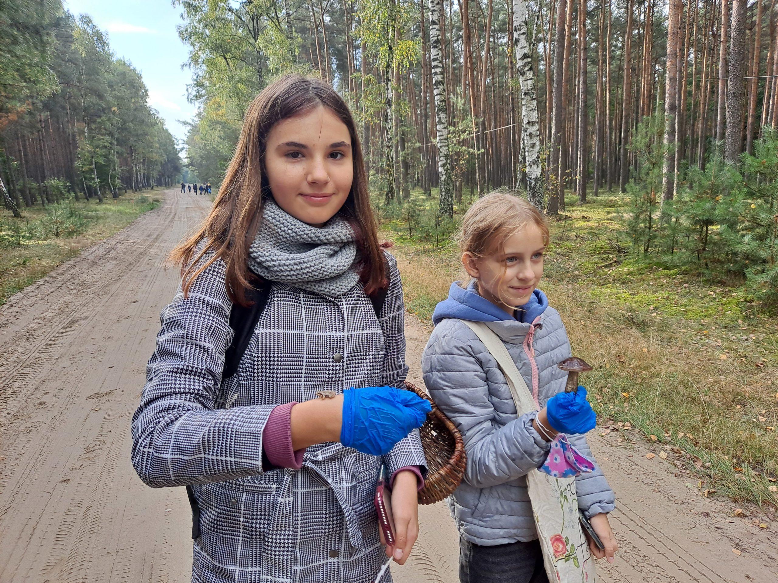 Projekt ekologiczny – Czas na grzybobranie