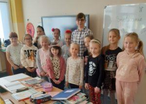 Wizyta Natalii Marendziak w klasach I – III